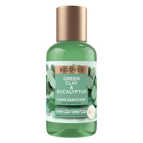 Beloved Green Clay & Eucalyptus Hand Sanitizer - 2 fl oz - image 1 of 4