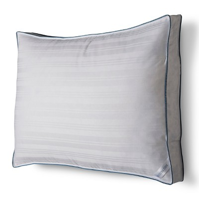 Standard/Queen Down Surround Firm/Extra Firm Pillow White - Fieldcrest®