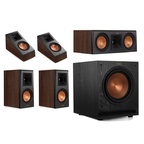 Klipsch RP-500M 5.1 Home Theater System - image 1 of 4