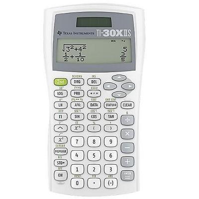 Texas Instruments TI-30XIIS 10-Digit Scientific