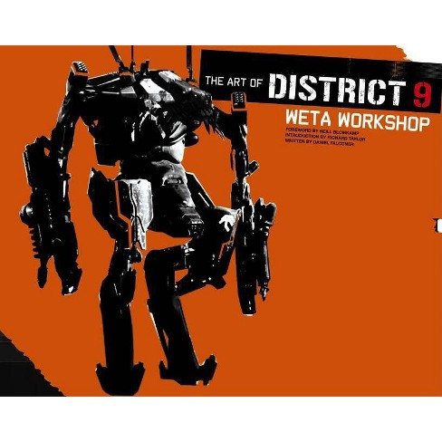 The Art of District 9 - by  Daniel Falconer (Hardcover) - image 1 of 1