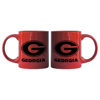 NCAA Georgia Bulldogs Rally Mug - 11oz