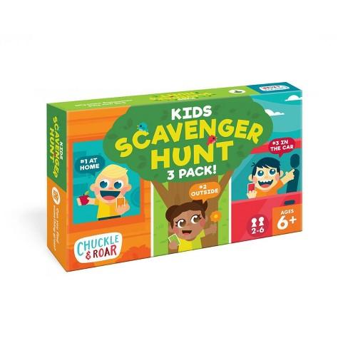 Chuckle & Roar Scavenger Hunt Game - image 1 of 4