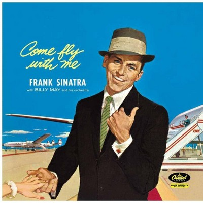Frank Sinatra - Come Fly With Me (LP) (Vinyl)