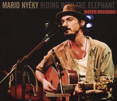 Mario nyeky - Riding with the elephant (CD) - image 1 of 1