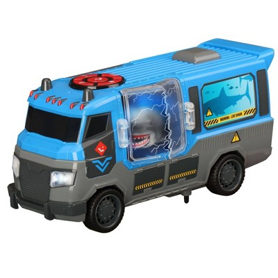 Kid Galaxy Road Rockers Motorized Escape Shark Truck with Sound