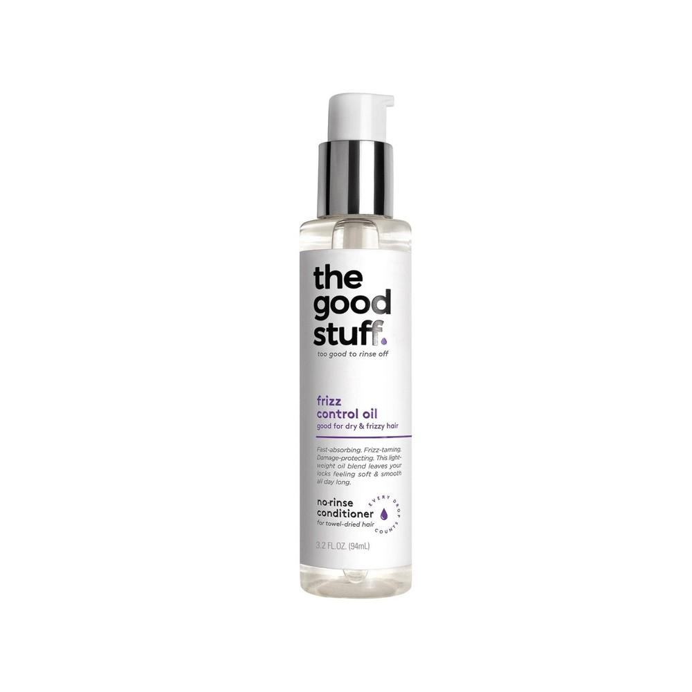 Image of The Good Stuff Frizz Control Oil No-rinse Conditioner - 3.2 fl oz