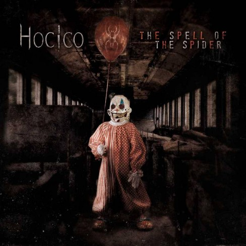 Hocico - Spell Of The Spider (CD) - image 1 of 1