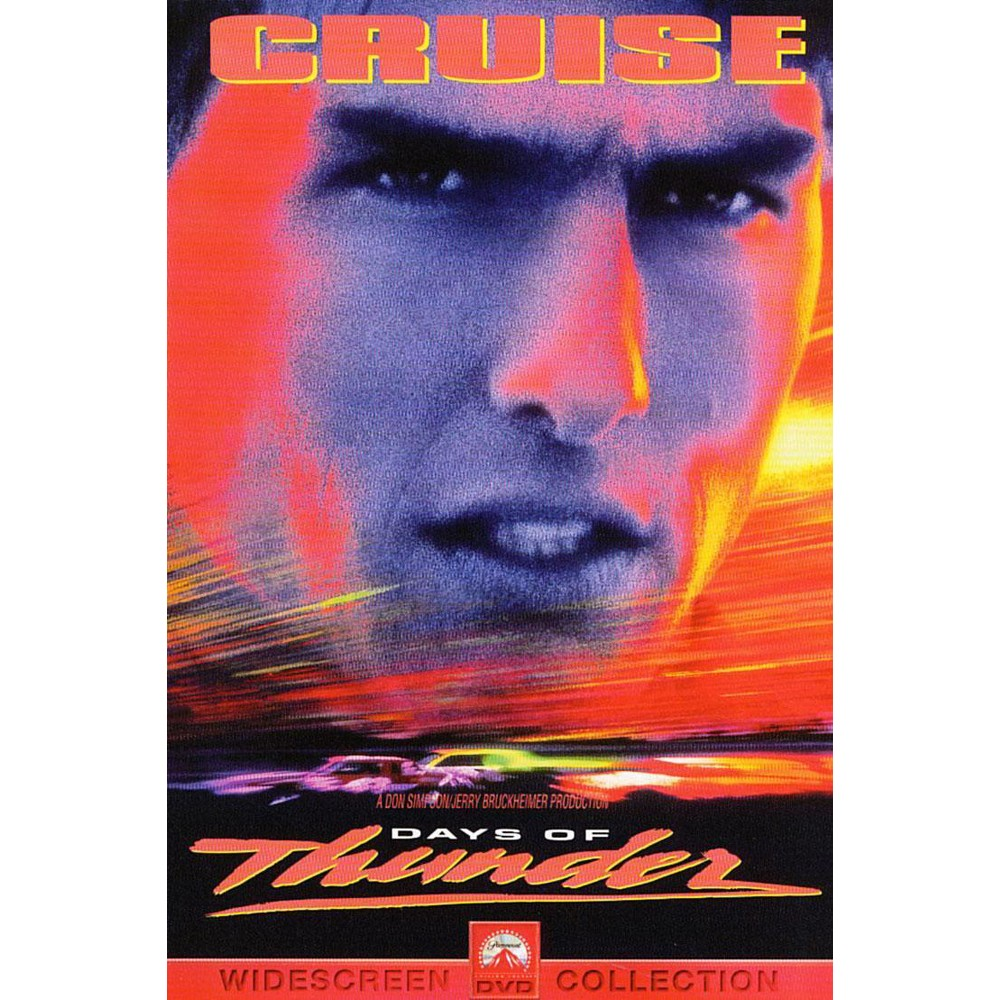 Days of Thunder (Paramount Widescreen Collection) (dvd_video)