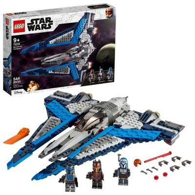 LEGO Star Wars Mandalorian Starfighter 75316 Building Kit