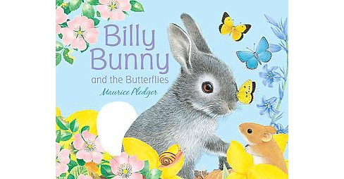 Billy Bunny and the Butterflies (Hardcover) (Maurice Pledger) - image 1 of 1