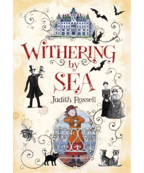 Withering-by-Sea (Reprint) (Paperback) (Judith Rossell) - image 1 of 1