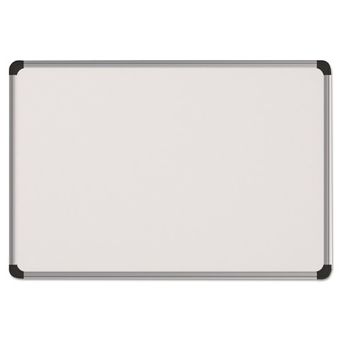 Dry Erase Board White Universal Office