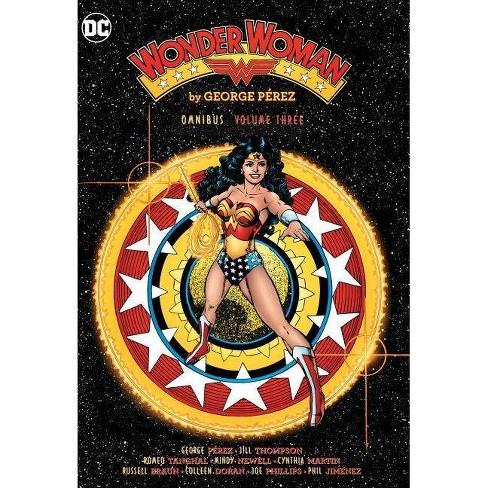 Wonder Woman by George Perez Omnibus Vol. 3 - (Hardcover) - image 1 of 1