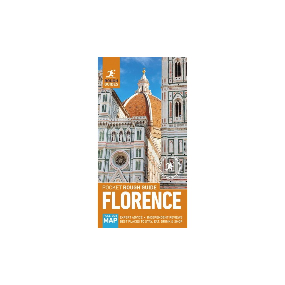 Rough Guide Pocket Florence - 3 Pap/Map by Jonathan Buckley (Paperback)