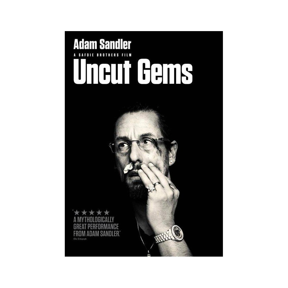Uncut Gems (DVD), Movies was $14.99 now $10.0 (33.0% off)