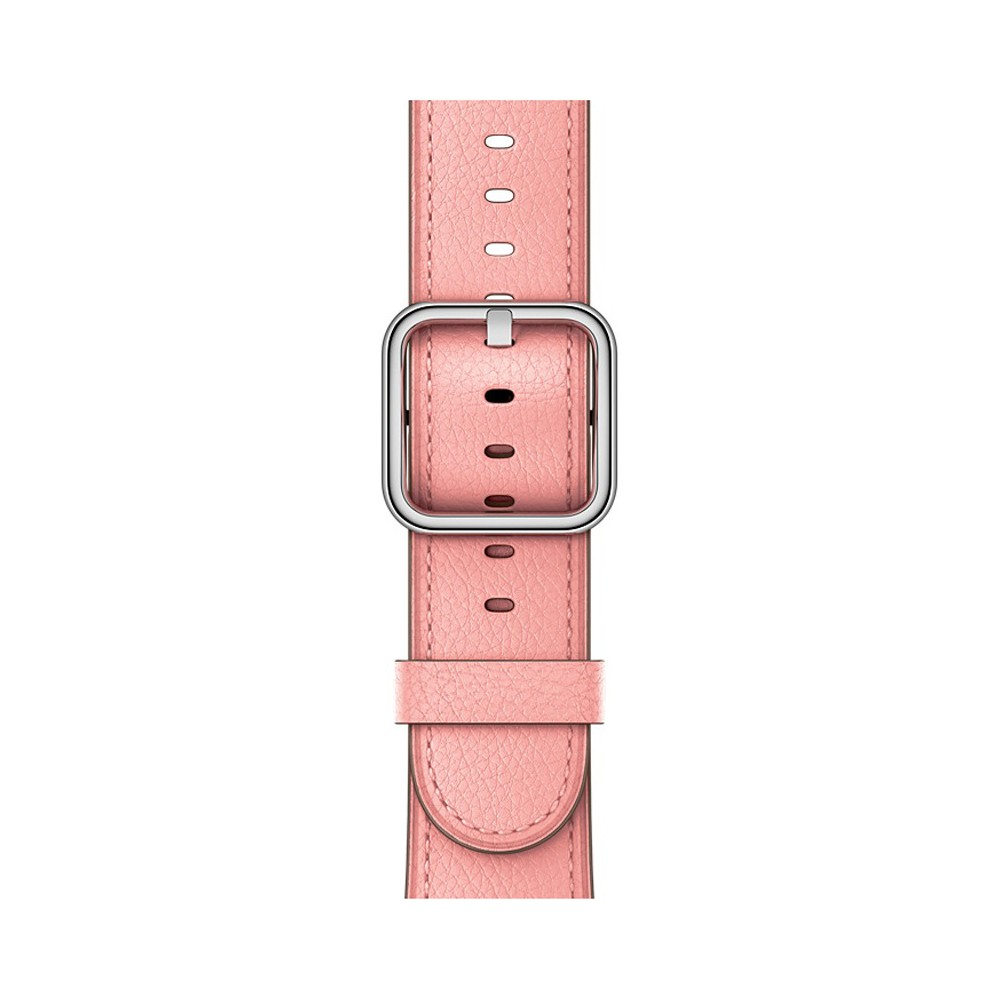 Apple Watch 38mm Classic Buckle Band - Soft Pink