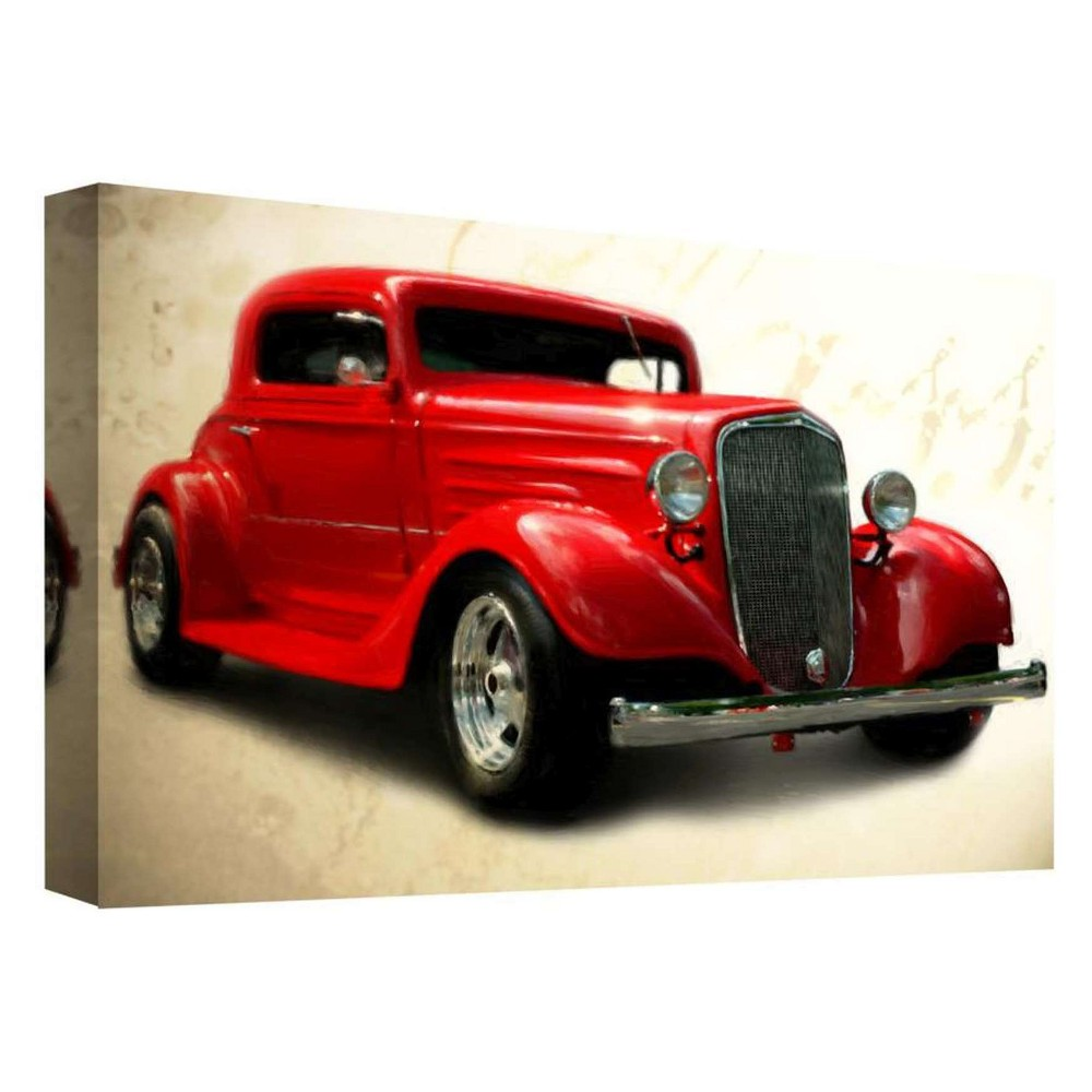 Red Memory Decorative Canvas Wall Art 11