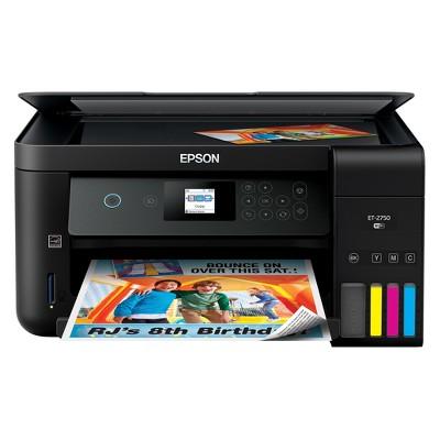 Expression® ET-2750 EcoTank® All-in-One Supertank Printer