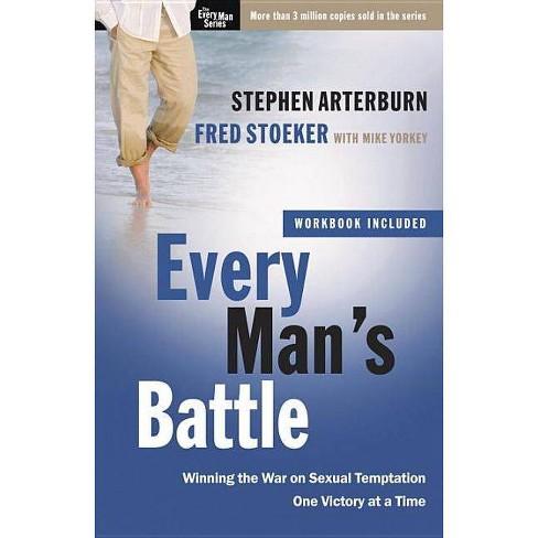 Every Man's Battle - by  Stephen Arterburn & Fred Stoeker (Paperback) - image 1 of 1