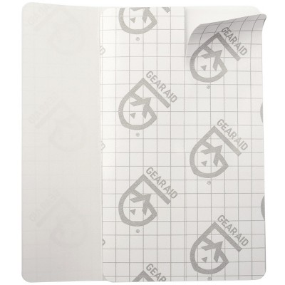 """Gear Aid Tenacious Tape 3"""" x 5"""" No-Sew Peel and Stick Flex Patches"""