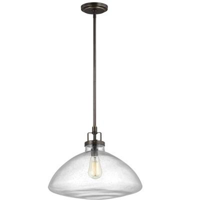 Generation Lighting Belton 1 light Heirloom Bronze Pendant 6614501-782
