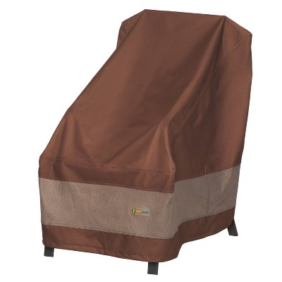 Ultimate High Back Chair Cover - Duck Covers