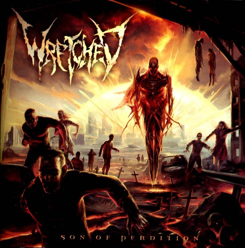 Wretched - Son Of Perdition (Vinyl) - image 1 of 1