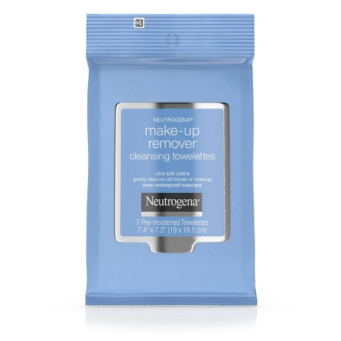 Neutrogena Makeup Remover Cleansing Towelettes - Travel Pack - 7ct - image 1 of 4