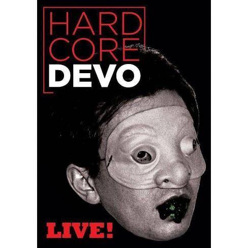 Devo: Hardcore Live (DVD)(2015) - image 1 of 1