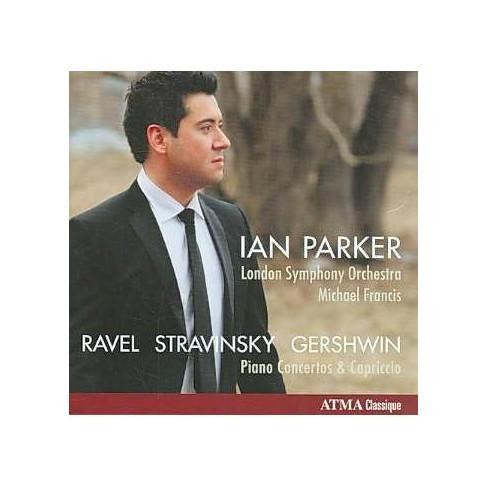 London Symphony Orchestra - Piano Concertos & Capriccio (CD) - image 1 of 1