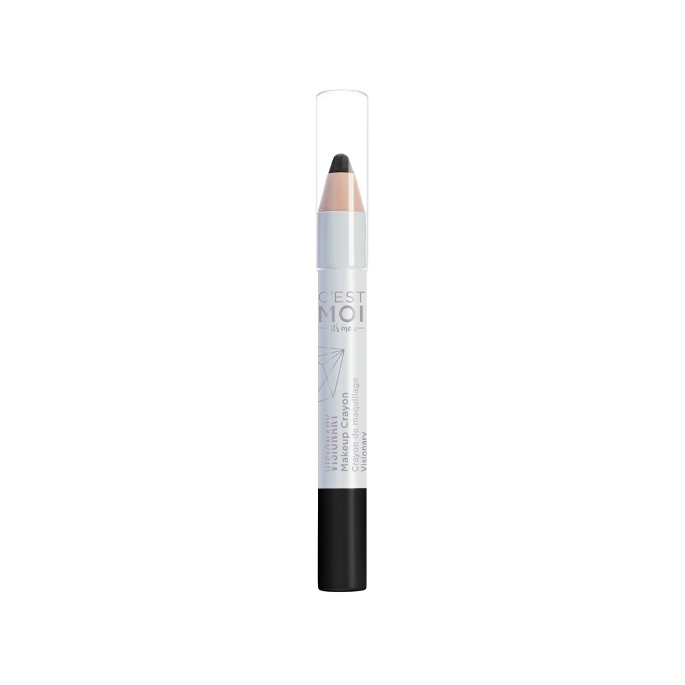 C'est Moi Visionary Makeup Crayon - Night (Black) - 0.06oz