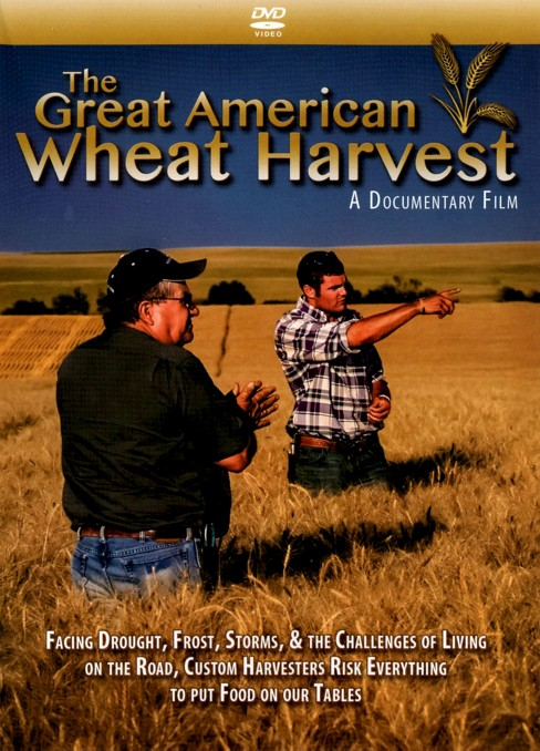 Great American Wheat Harvest (DVD) - image 1 of 1