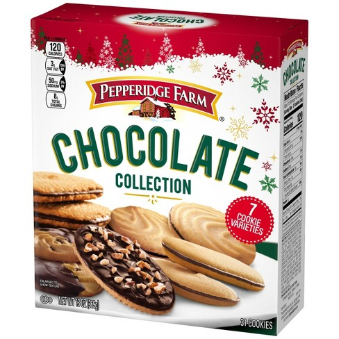 Pepperidge Farm Chocolate Collection Cookies 13oz Target