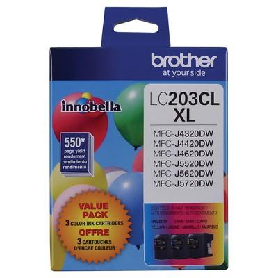Brother LC203 Innobella High-Yield Single Ink Cartridge