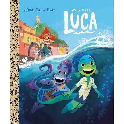 Disney/Pixar Luca Little Golden Book (Disney/Pixar Luca) - (Hardcover)