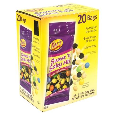 Kar's Sweet 'n Salty Mix - 1.75 oz - 20 ct - image 1 of 2