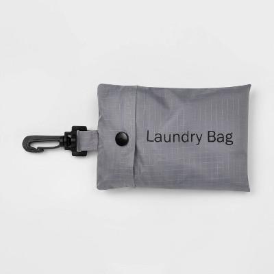 Stuffable Laundry Bag Gray - Room Essentials™