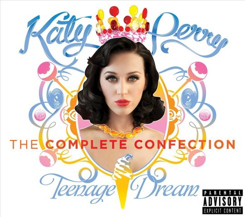 Katy Perry - Teenage Dream (The Complete Confection) [Explicit Lyrics] (CD) - image 1 of 1