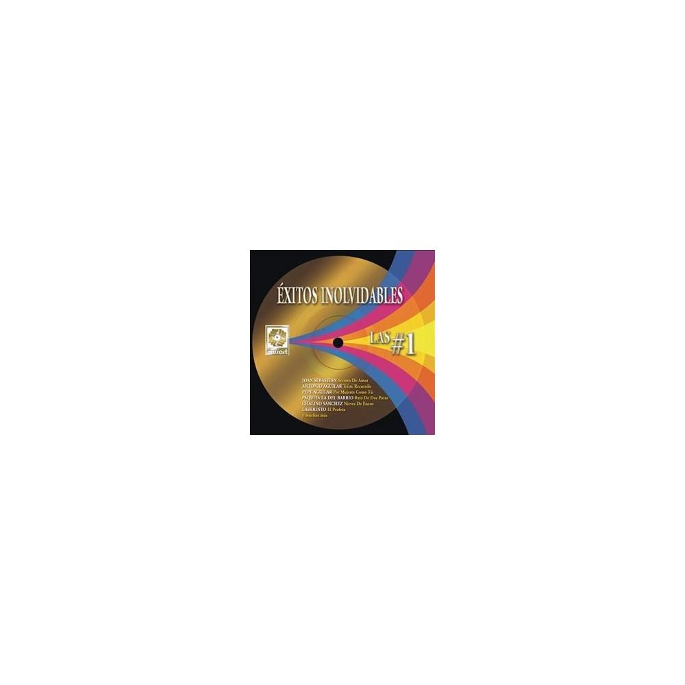 Various - Exitos Inolvidables:Las 1 (CD)