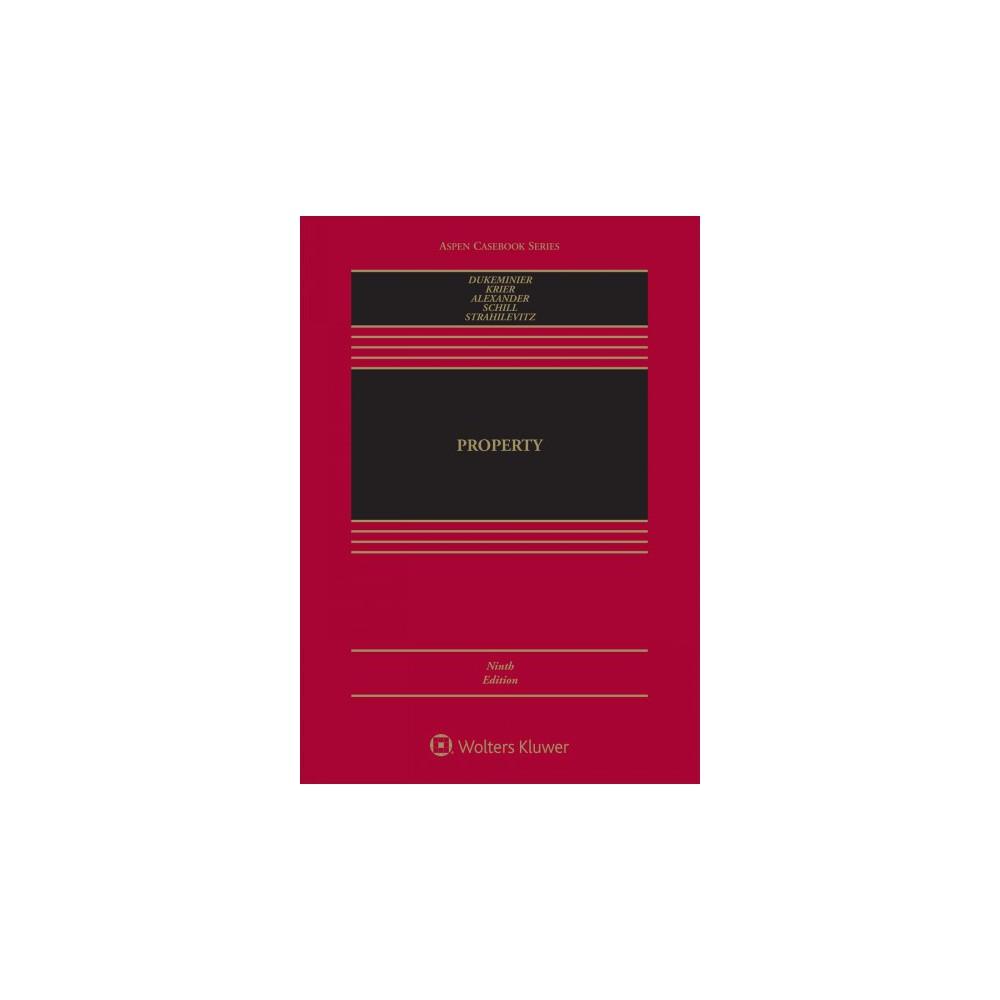 Property - (Aspen Casebook) (Hardcover)