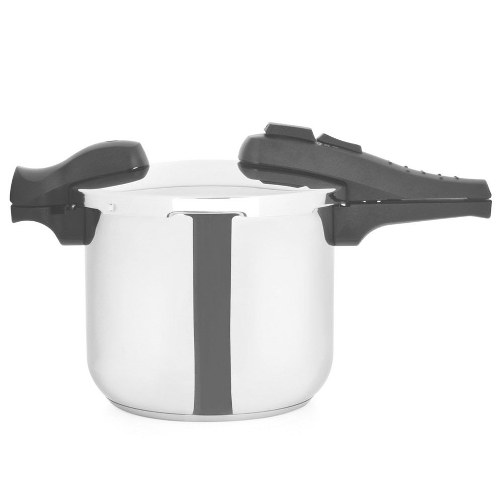 Berghoff Cook and Co Pressure Cooker, Silver