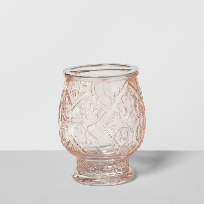 Glass Toothbrush Holder Blush - Opalhouse™