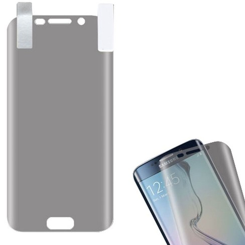 MYBAT Full Coverage LCD Screen Protector Film Cover For Samsung Galaxy S6 Edge - image 1 of 1