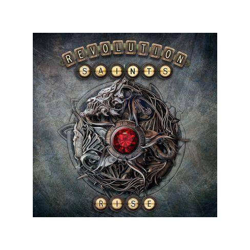 Revolution saints - Rise (CD) - image 1 of 1