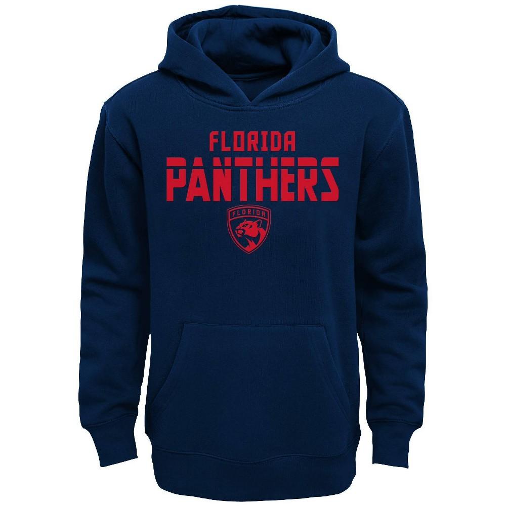 Nhl Florida Panthers Boys Goal Scorer Poly Hoodie Xl