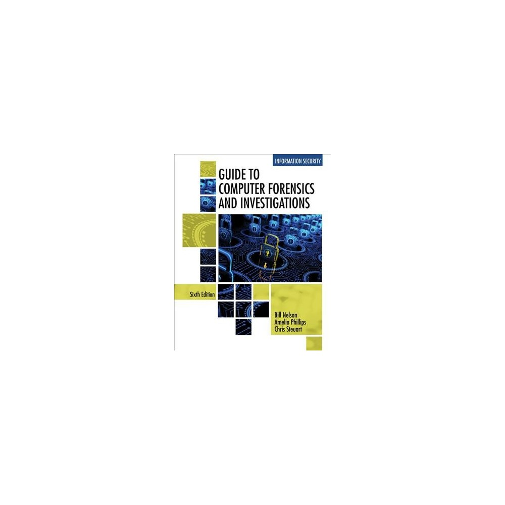Guide to Computer Forensics and Investigations - 6 (Paperback)