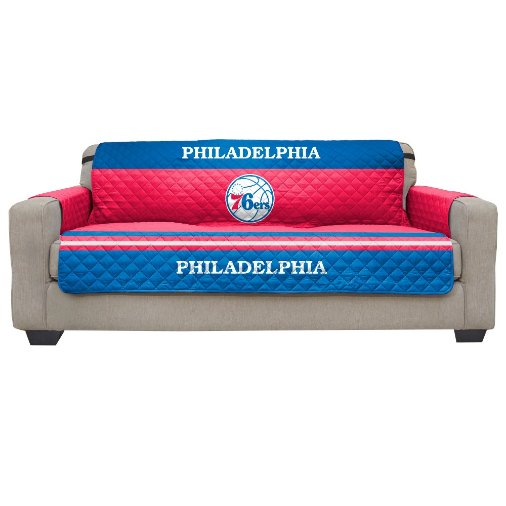 NBA Philadelphia 76ers Pegasus Sports Sofa Protector