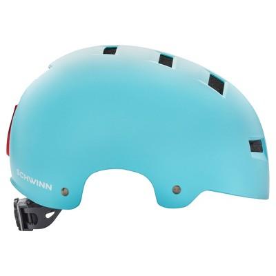 Schwinn Women's Radiant LED Bike Helmet - Matte Light Blue