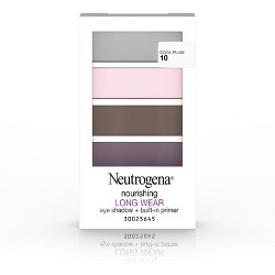 Neutrogena Nourishing Long Wear Eye Shadow - 10 Cool Plum